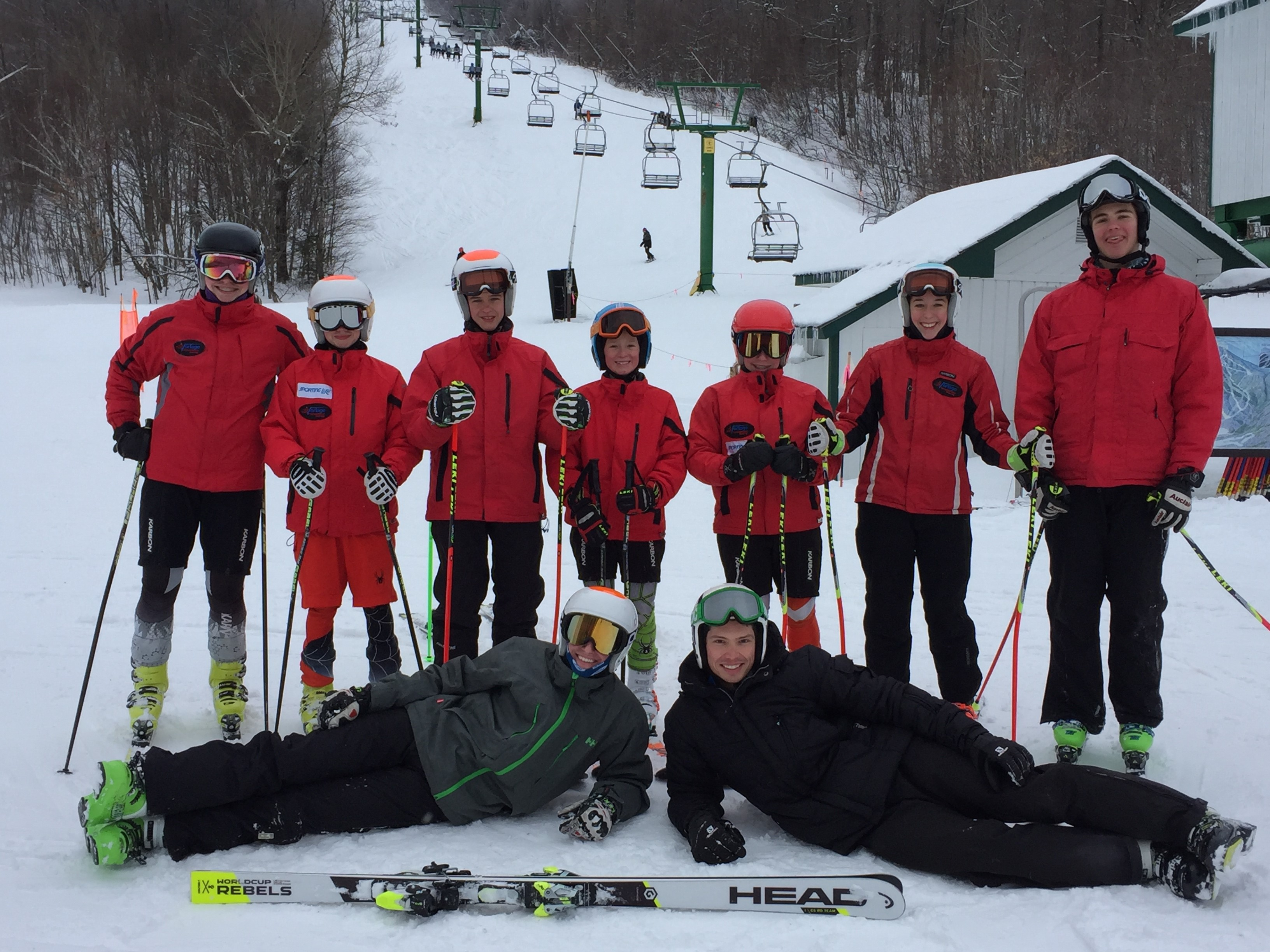 Vorlage Ski Racing Club / Club de competition Vorlage | A ...
